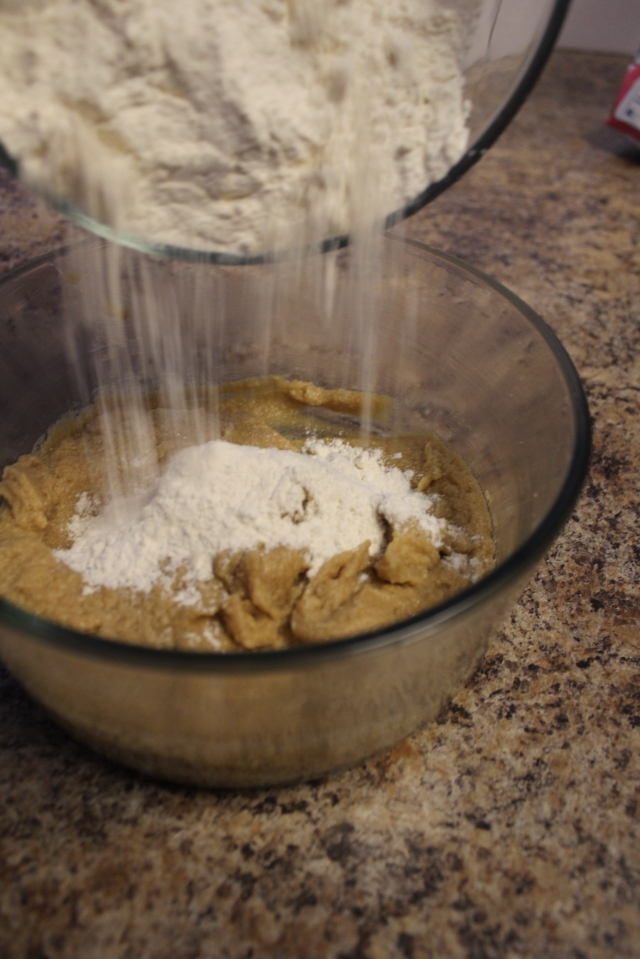Caramel Apple Cider Cookies vis BakeforCoffee.com