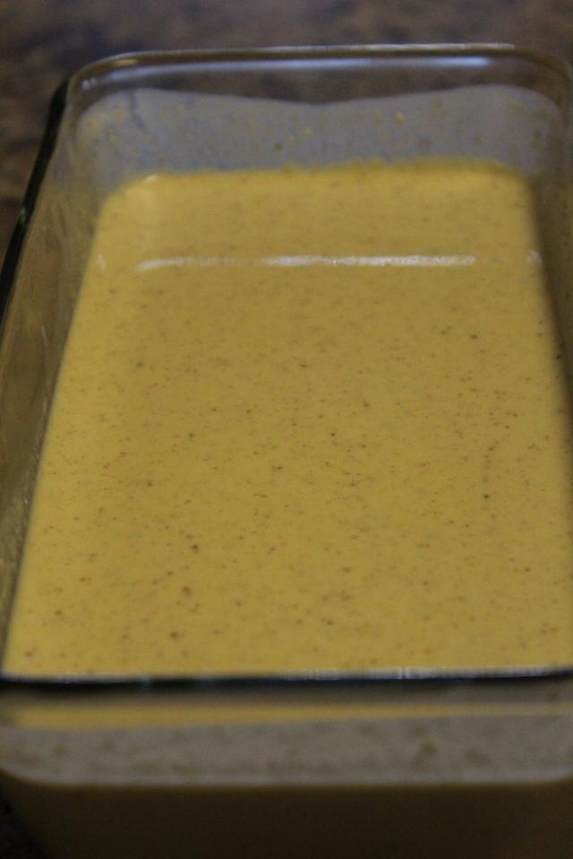 Pumpkin Ice Cream via bakeforcoffee.com
