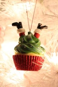Sweets Themed Chirstmas Tree via bakeforcoffee.com
