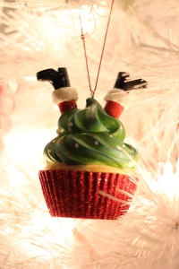 Sweets Themed Chirstmas Tree via bakeforcoffee.com